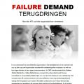Failure demand terugdringen