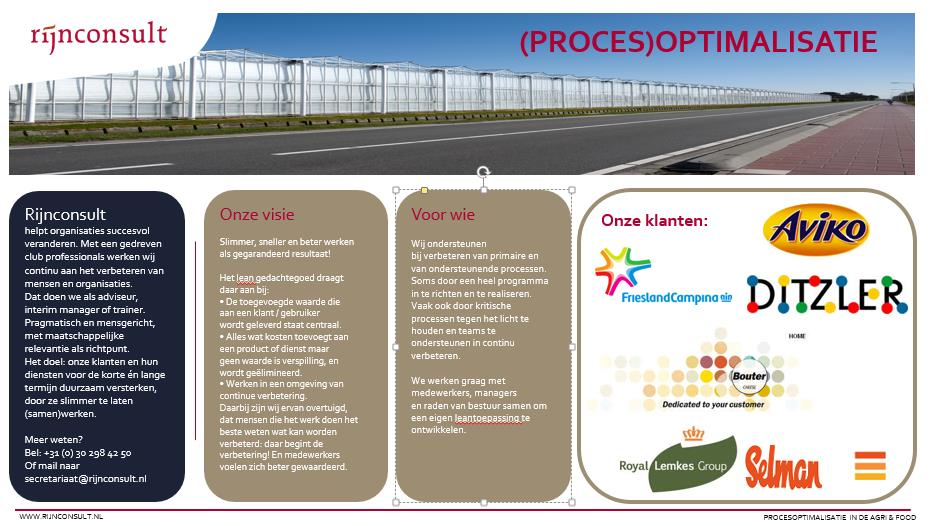 procesoptimalisatie