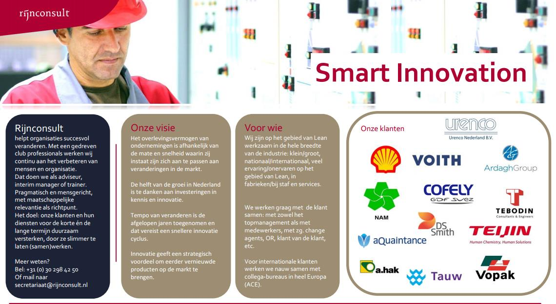 smart innovation industrie